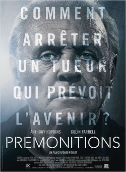 Couverture de Prémonitions
