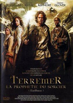 Couverture de Terremer, la prophétie du sorcier