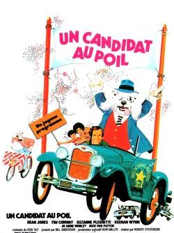 Couverture de Un Candidat Au Poil