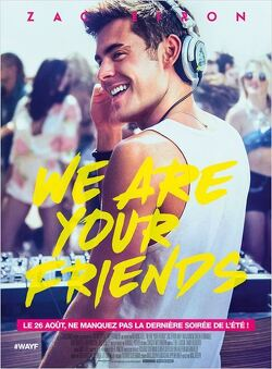 Couverture de We Are Your Friends