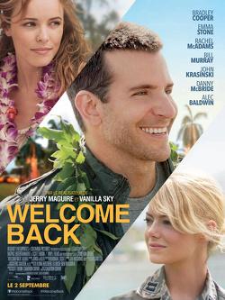 Couverture de Welcome Back