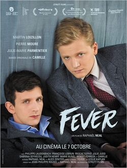Couverture de Fever