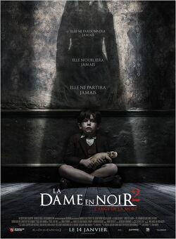 Couverture de La dame en noir 2 : L'ange de la mort