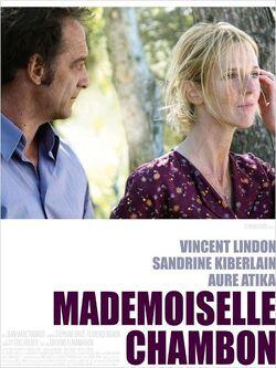 Couverture de Mademoiselle Chambon