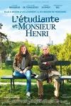 couverture L'étudiante et monsieur henri