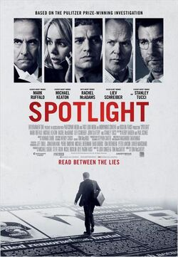 Couverture de Spotlight