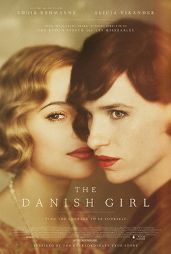 Couverture de The Danish Girl