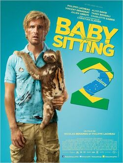 Couverture de Babysitting 2