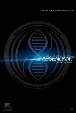 Couverture de Divergente: Allegiant, Partie 2 (Film annulé)