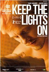 Couverture de Keep the lights on
