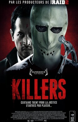 Couverture de Killers