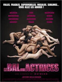 Couverture de le bal des actrices