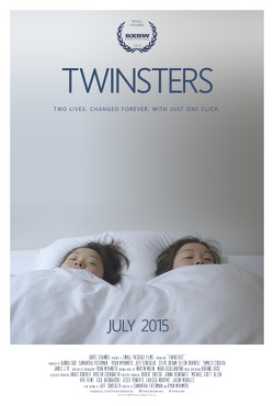 Couverture de Twinsters
